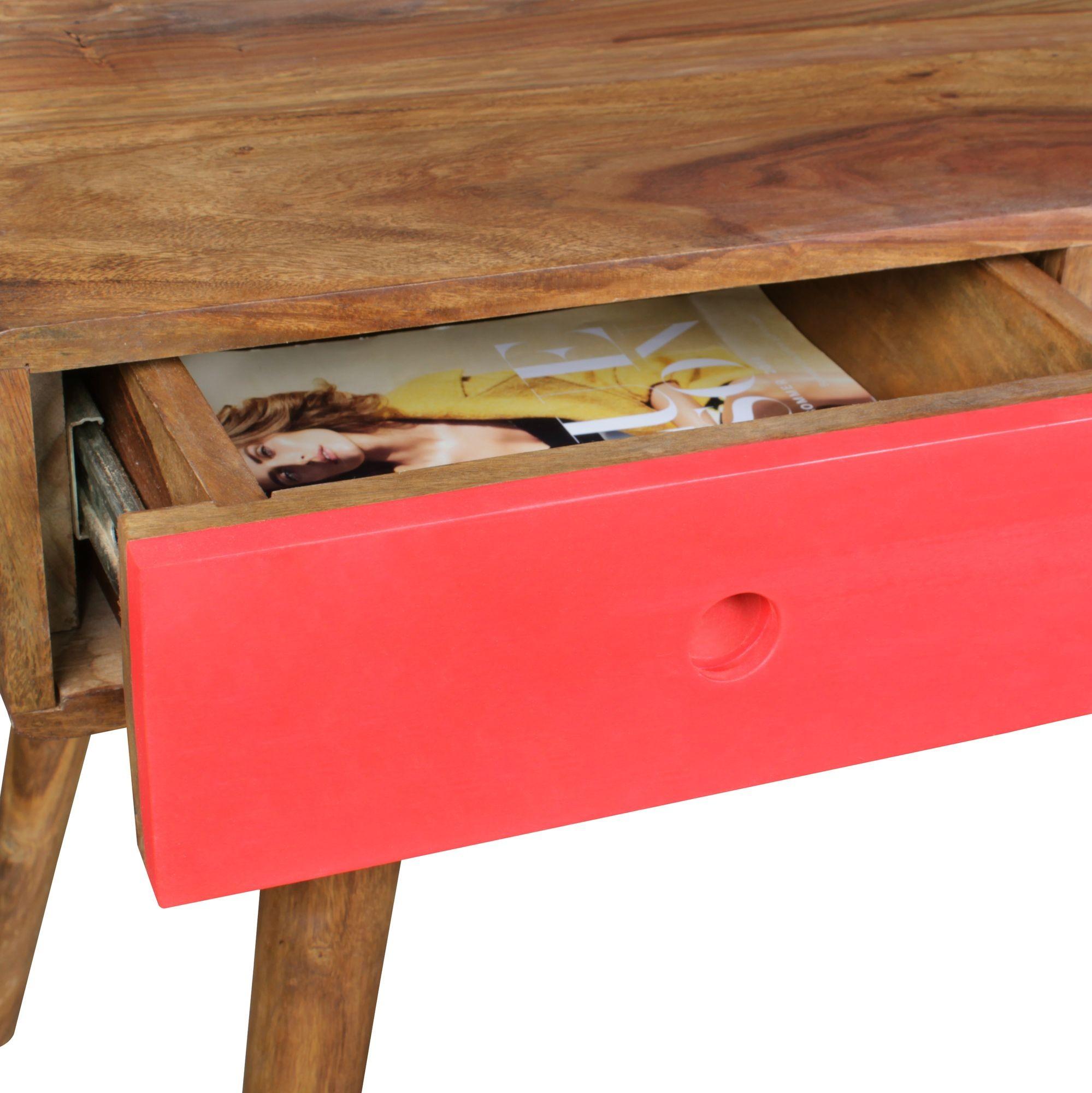 Schreibtisch Holz Natur 2021