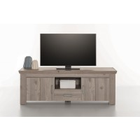 [ Alexis.nine ] - TV Lowboard Nelson Eiche