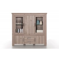 [ Alexis.one ] - Highboard Nelson Eiche