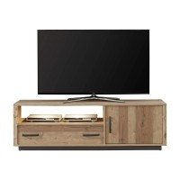 [ Paris.fourteen ] - TV Lowboard Bramberg Fichte