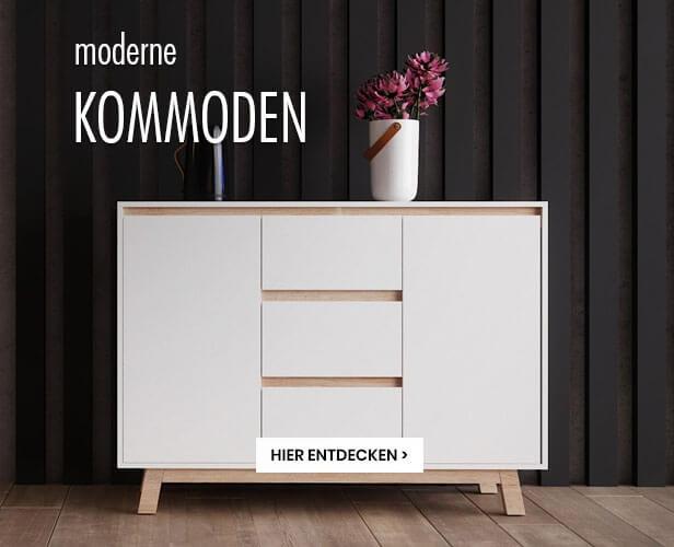 moderne Kommoden