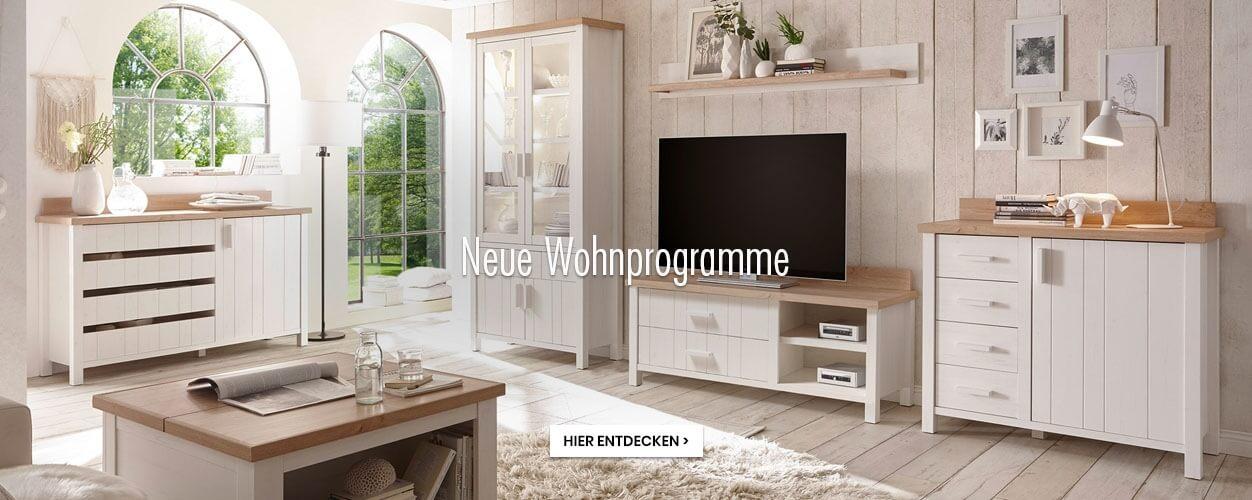 neue Wohnprogramme